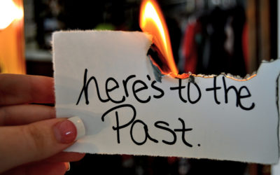 Why do we need to BURN the PAST?